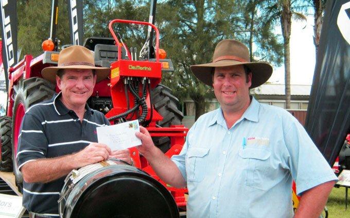 Sota sponsorship at the Farming Small Areas Expo.