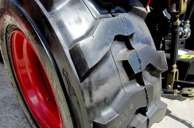 Industrial (R4) Tyres