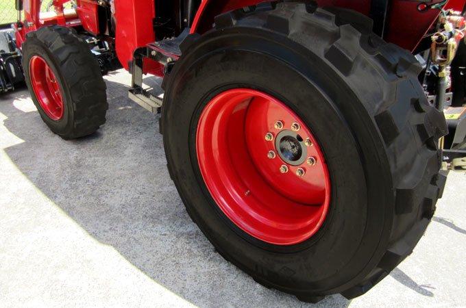 (R4) Industrial Tyres
