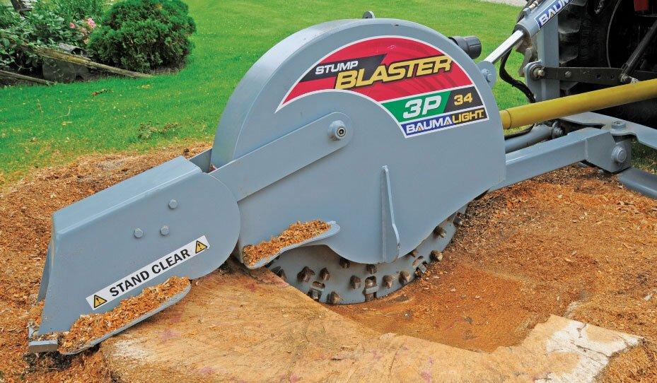 3P34 stump blaster.