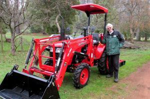 tractors for sale - APOLLO-254 25hp