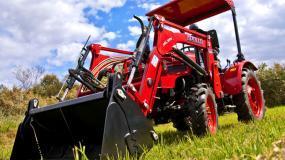 APOLLO Tractor 25hp