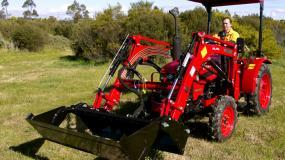APOLLO Tractor 25hp Package