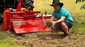 Del Morino Tractor Implements
