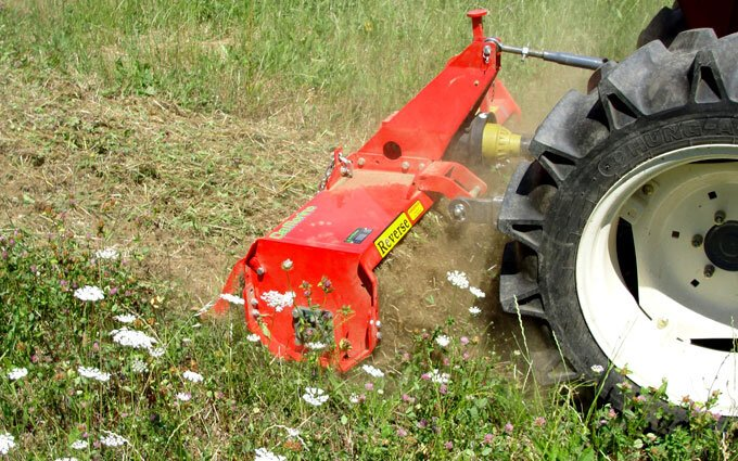 Tractor Implements for sale Del Morino Rotary Hoe