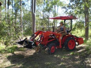 Kubota Installation QLD