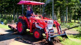 Kubota Tractor L2202DT
