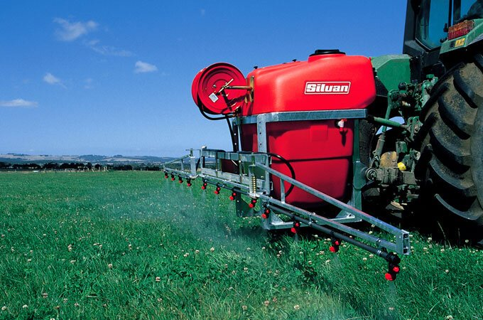 Pasturepak super linkage sprayer - 600L.