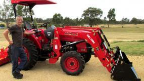 APOLLO Tractor 35hp Package