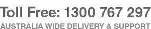 Toll Free: 1300 767 297