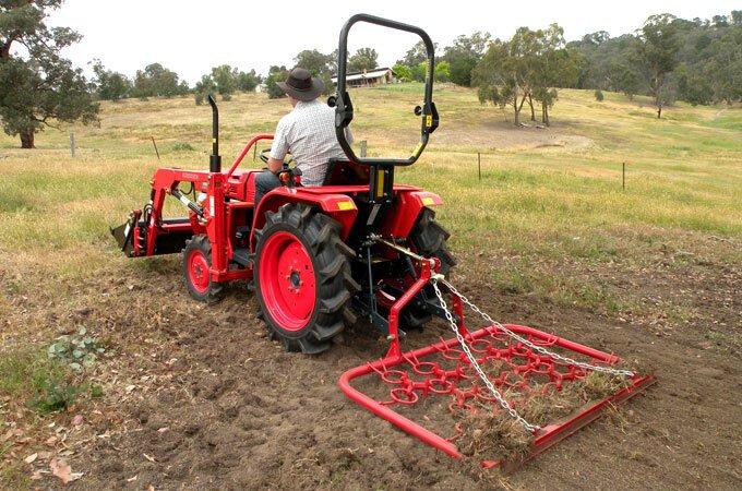 AGMAX TPL pasture harrows HA004.