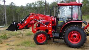 APOLLO Tractor 55hp Cabin