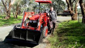 APOLLO Tractor 45hp Package
