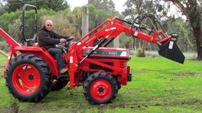 Kubota L1-24DT Package Deal