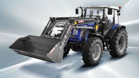 The Farmtrac 9120 DTn 110hp - powerful, durable and exceptionally built.