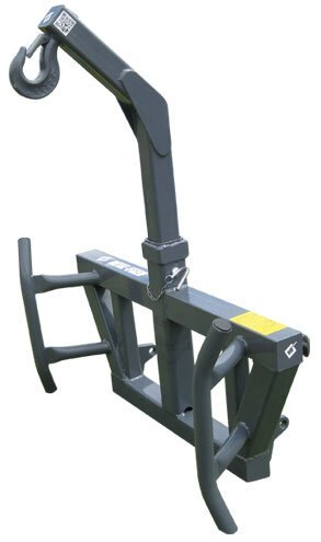 MFBBL1000 Euro hitch big-bag lifter.
