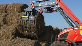 MFBG900 Euro hitch heavy duty bale grab.