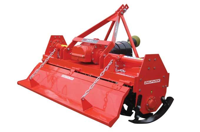 AGMAX RH178 rotary hoe.